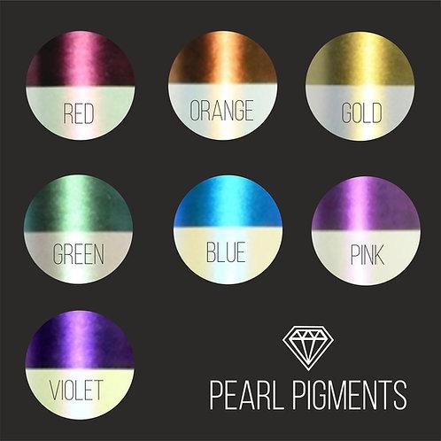 Набор пигментов CraftPigments Pearl, 7шт