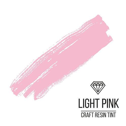 Краситель CraftResinTint, Light Pink, розовый 10мл