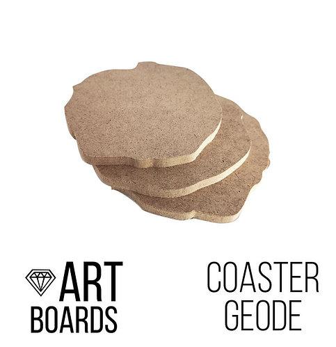 "Заготовка ART Board Creative ""Coaster Geode"""
