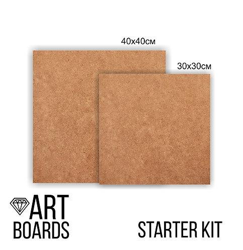 Набор заготовок ART Board серия Simple, толщина 0,6см