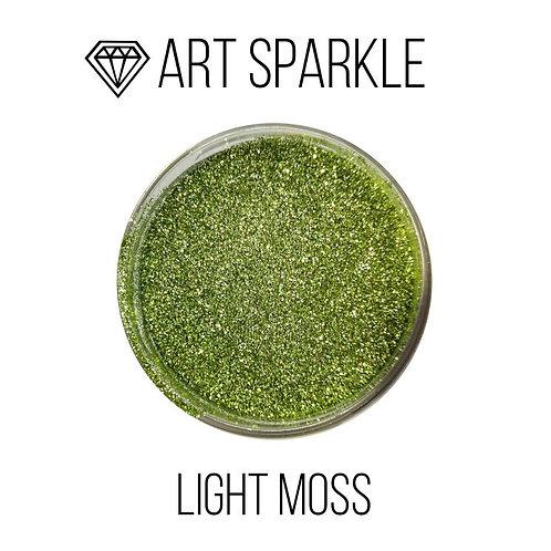 Глиттер мелкий Light Moss, 50гр