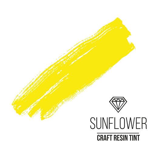 Краситель CraftResinTint, Жёлтый-золотистый 10мл