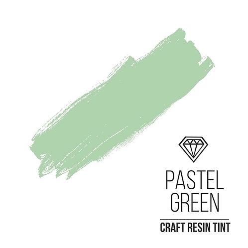 Краситель  CraftResinTint, Pastel Green, Пастельный зеленый 10мл