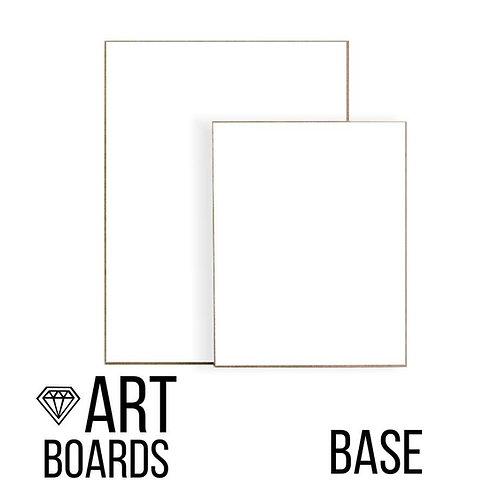 ART Board Base, прямоугольный с рамкой из массива