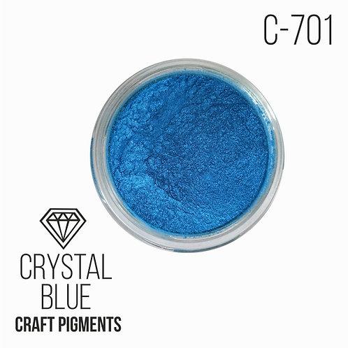 "CraftPigments""Crystal blue"", Кристаллический синий 25мл"