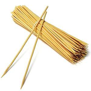 Бамбуковые палочка для перемешивания смолы, 20шт/упак