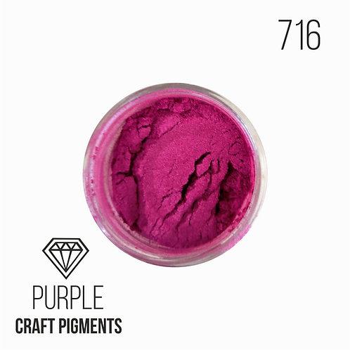 """CraftPigments """"Purple"""", пурпурный, 25мл"""