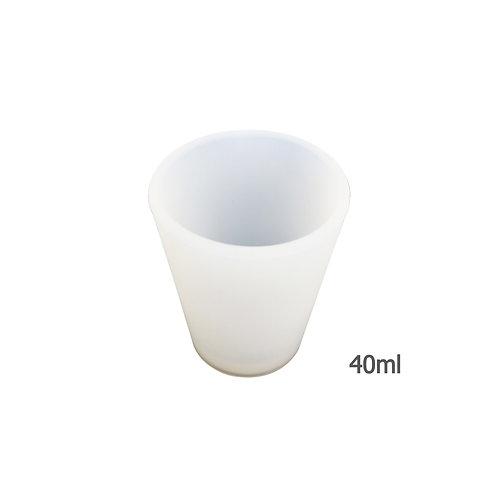 Силиконовый стакан, 40мл