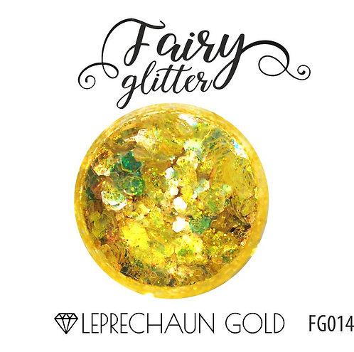 Глиттер серии FairyGlitter,Leprechaun Gold