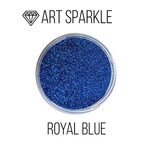 Глиттер мелкий Royal Blue, 50гр