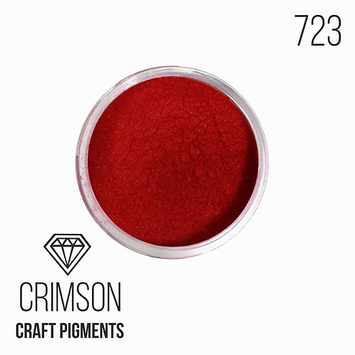 "CraftPigments ""Crimson"", Багряный 100гр"