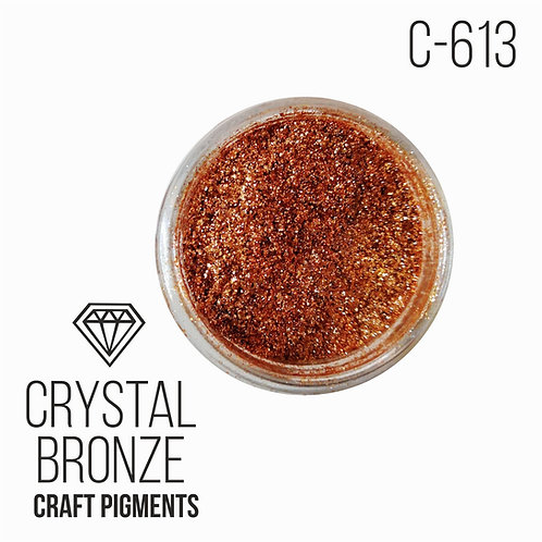 "CraftPigments ""Crystal Bronze"", Кристальная бронза 25мл"