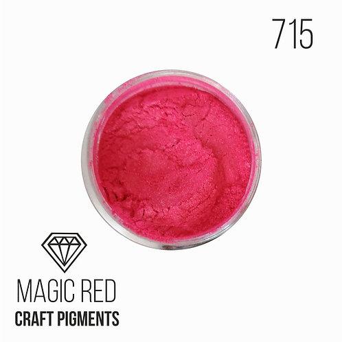 """CraftPigments """"Magic red"""", Магический красный, 25мл"""