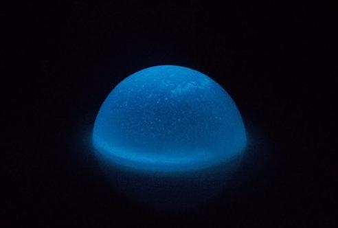 Пигмент люминофор CraftPigments GSB-01 Sky blue 20гр
