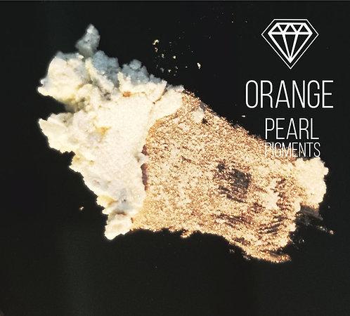 "CraftPigments Pearl ""Orange"", оранжевый 25мл"