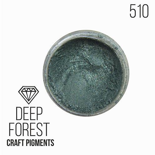 "CraftPigments ""Deep Forest"", Темный лес, 25мл"