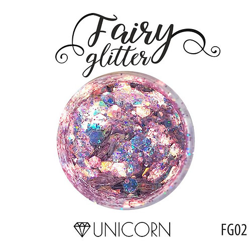 Глиттер серии FairyGlitter, Unicorn