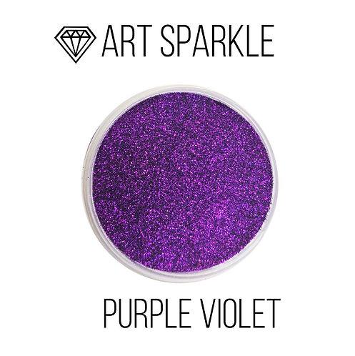 Глиттер мелкий Purple Violet, 50гр
