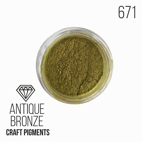 "CraftPigments ""Antiqie Bronze"", Античная бронза, 25мл"