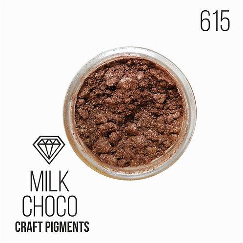 "CraftPigments ""Milk Choco"", молочный шоколад, 25мл"