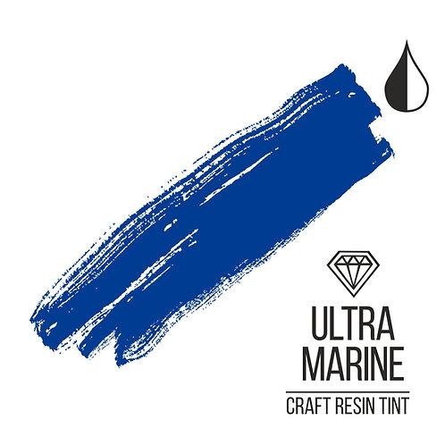 Краситель для смолы и полимеров CraftResinTint, Ультрамарин 10мл