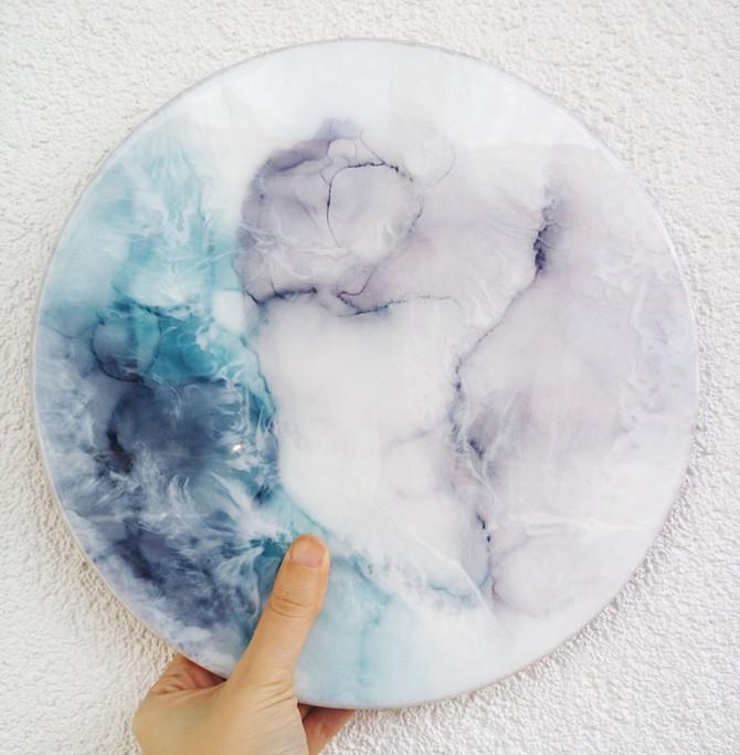 Какие поверхности и материалы можно покрыть эпоксидной смолой? Вопрос-ответ.