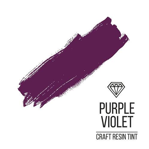 Краситель для смолы и полимеров CraftResinTint, Пурпурный-фиолетовый 10мл
