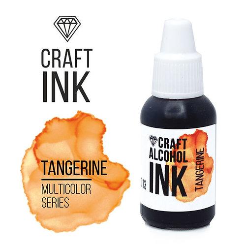 Спиртовые чернила  Craft  INK, Tangerine (Мандаринка), 20мл