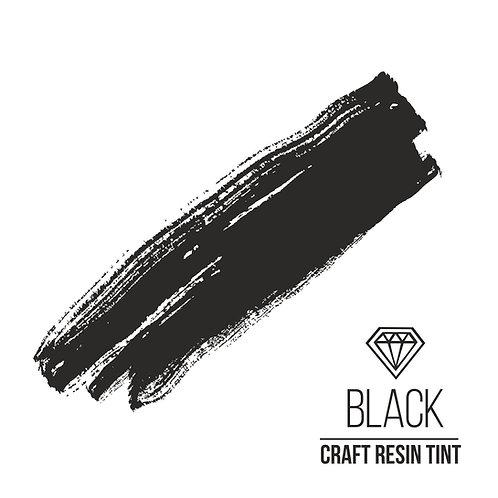 Краситель для смолы и полимеров CraftResinTint, Чёрный10мл