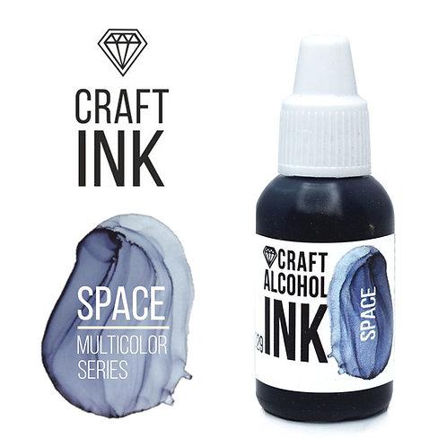 Спиртовые чернила  Craft  INK, Space, 20мл