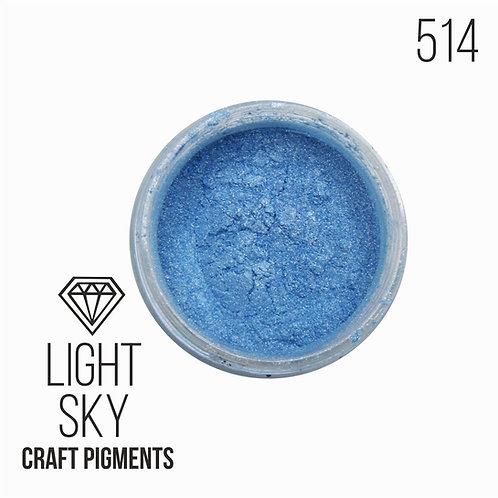 """CraftPigments """"Light Sky"""", Небесный, 25мл"""