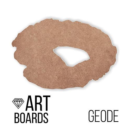 "Заготовка ART Board Creative ""Geode"", 50*33"