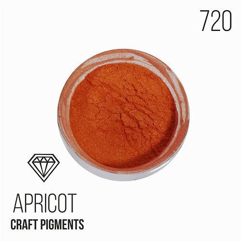 "CraftPigments ""Apricot"", Абрикосовый 25мл"