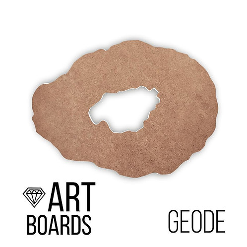"Заготовка ART Board Creative ""Geode"", 60*45"