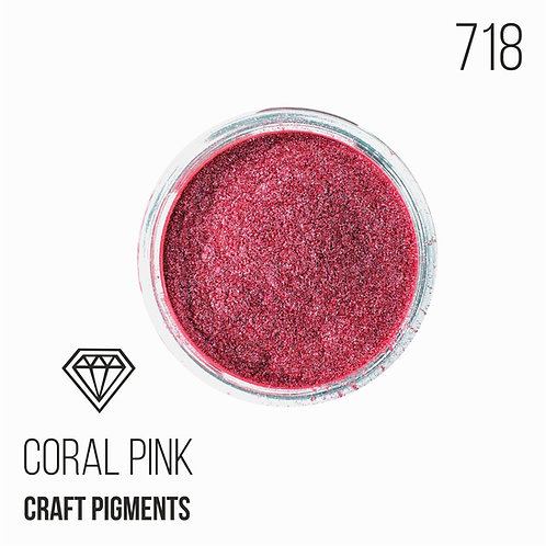 "CraftPigments ""Coral Pink"", Coral Pink"