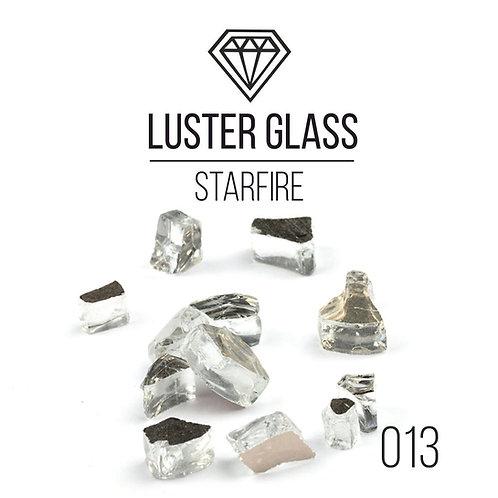 Стеклянная крошка LusterGlass Premium, Starfire, 500гр