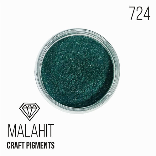 "CraftPigments ""Malahit"", Малахитовый 25мл"