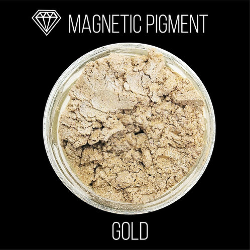 CraftPigments Magnetic Gold 25мл