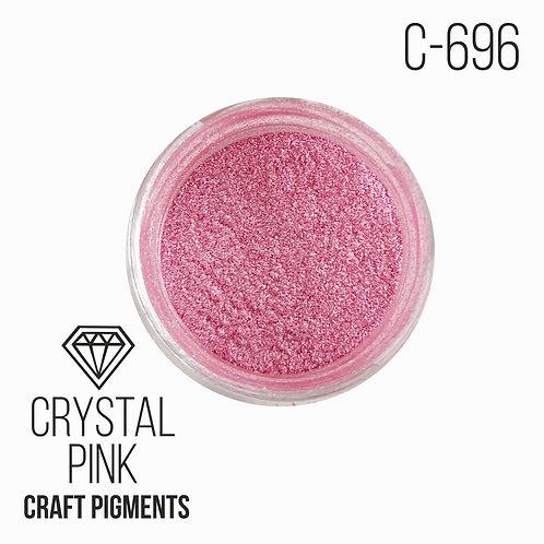 "CraftPigments""Crystal Pink"", Кристаллический розовый 25мл"