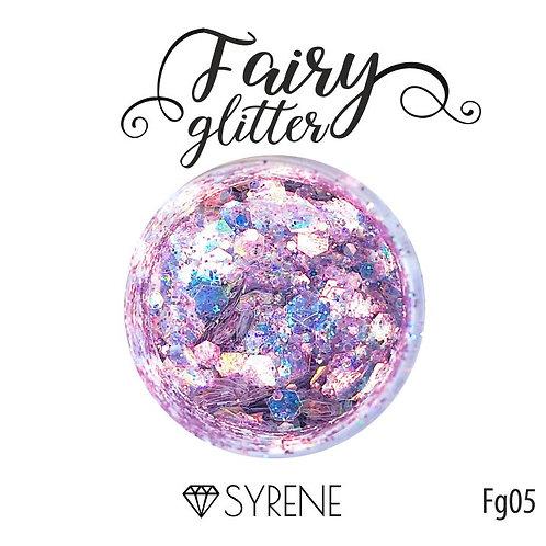 Glitter series FairyGlitter, Syrene