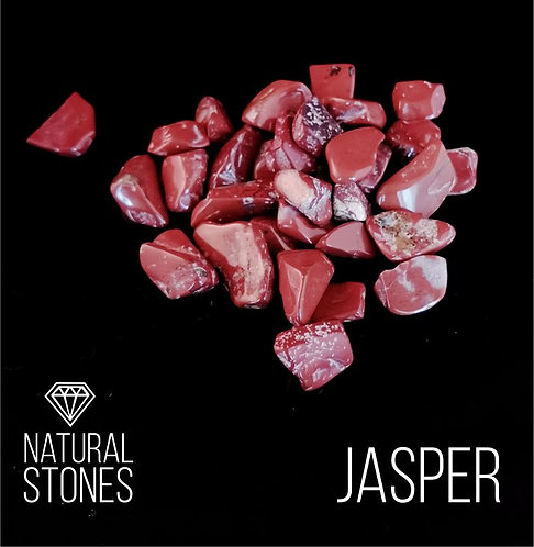 Натуральная яшма  Jasper, 5-15мм, 100гр