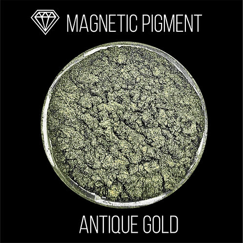 CraftPigments Magnetic Antique Gold 25мл