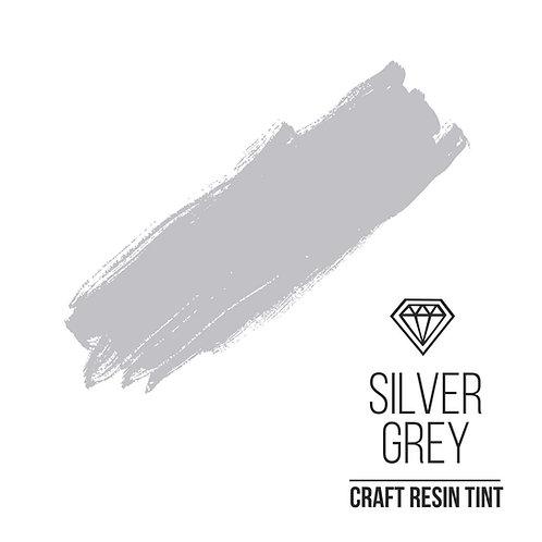 Краситель CraftResinTint, SilverGrey, Серый серебристый 10мл