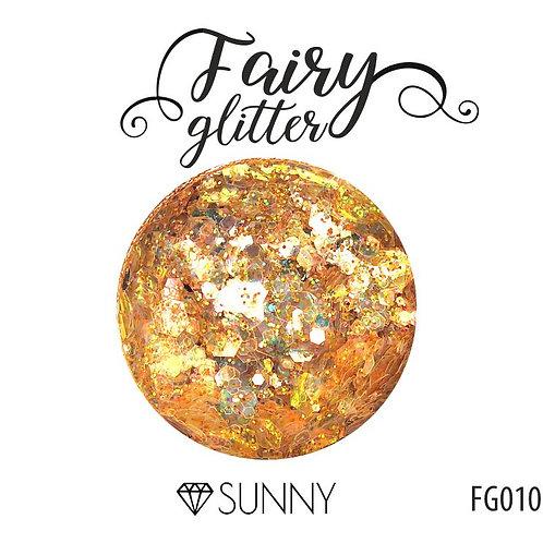 Глиттер серии FairyGlitter, Sunny