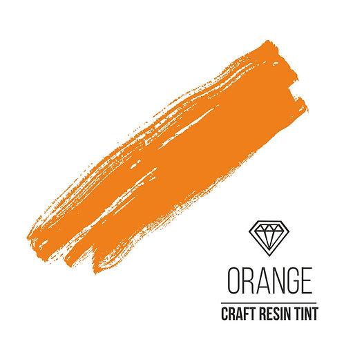 Краситель для смолы и полимеров CraftResinTint, Оранжевый 10мл