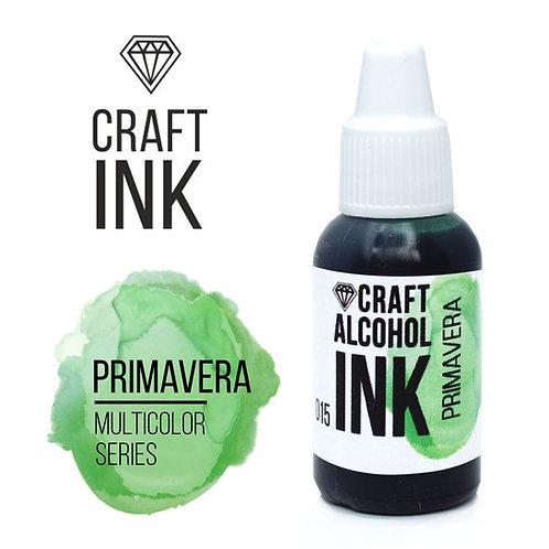 Спиртовые чернила  Craft INK, Primaverra, 20мл