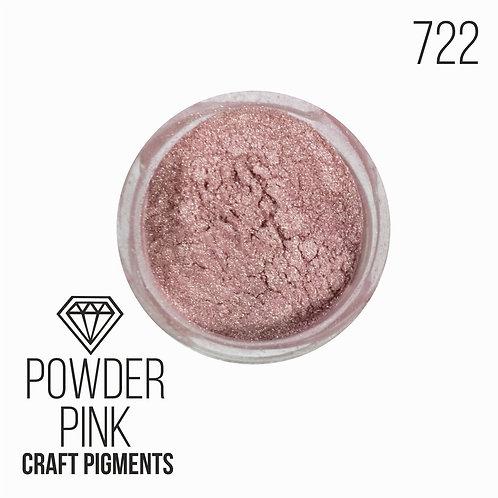 """CraftPigments """"Powder Pink"""", Пудровый розовый 100гр"""