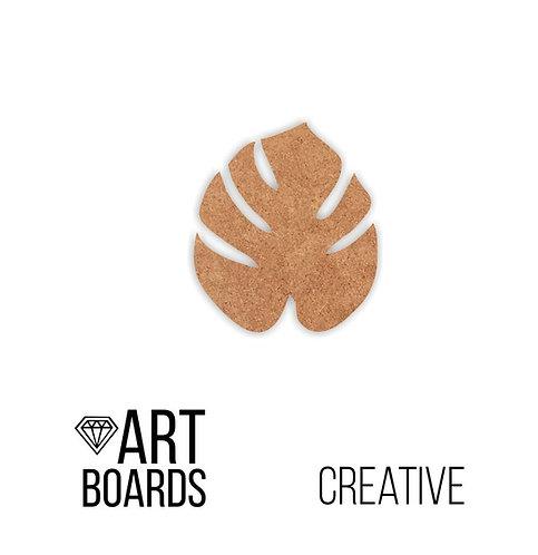 """Заготовка ART Board Creative """"Monstera S"""", 20х18см"""