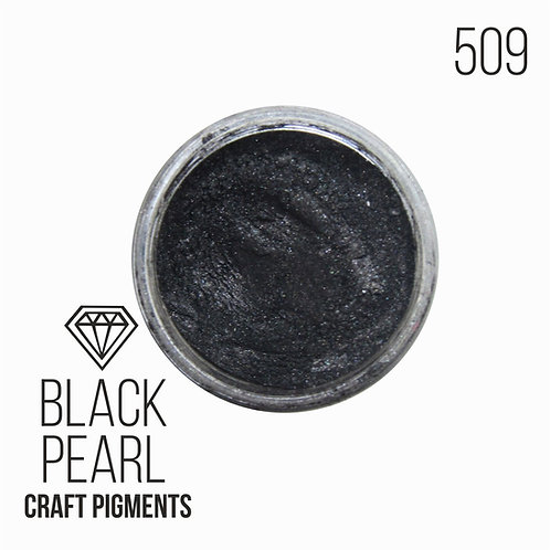 "CraftPigments ""Black Pearl"", Черный жемчуг"