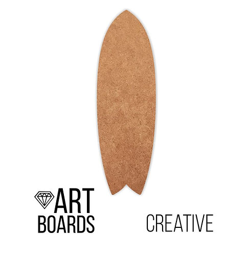 "Заготовка ART Board Creative ""Surf"", 50х16см"